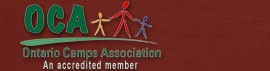 OCA Logo - Camp Bimini is an accredited member of Ontario Camps Association